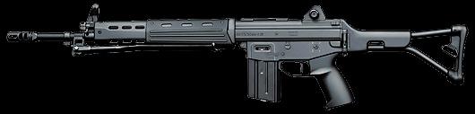 東京マルイ:89式小銃 折曲銃床