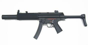 東京マルイ:MP5SD6
