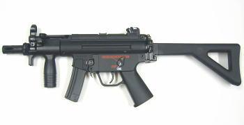 東京マルイ:MP5KA4 PDW
