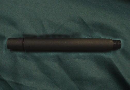 6.5インチ アウターバレルBK(次世代電動ガン用)