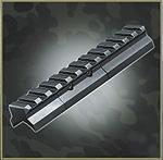 東京マルイ:89式小銃用マウントベース