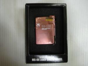 MS-06S ZAKU�U シールドモデル