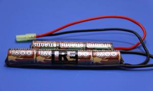 IRE:Ni-MH 8.4V 1600mAh セパレート