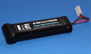 IRE:Ni-MH 8.4V 3700mAh ラージ