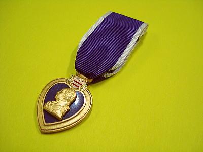 ROTHCO:パープルハートメダル