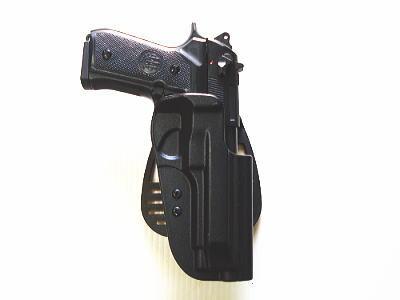 UNCLE MIKE'S:カイデックスホルスター M92F用