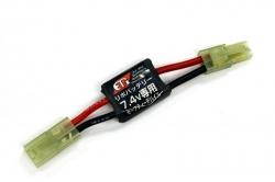 ET1:7.4vリポバッテリーセーフティデバイス