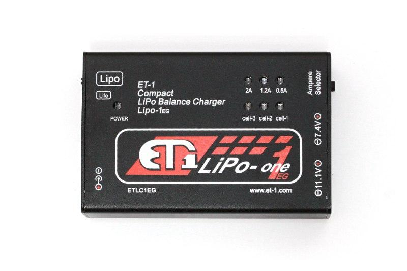 ET1:LIPO1EG充電器