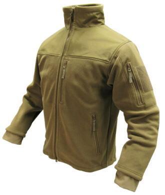 CONDOR:ALPHA(アルファ)マイクロフリースジャケット